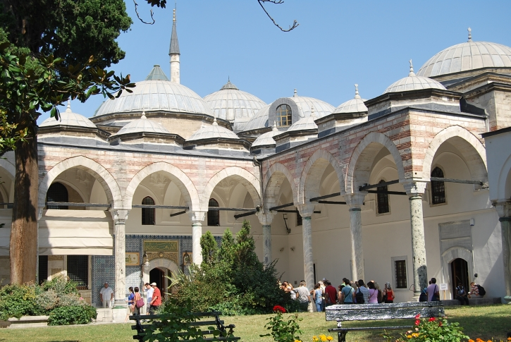 Topkapi Palace in Istanbul