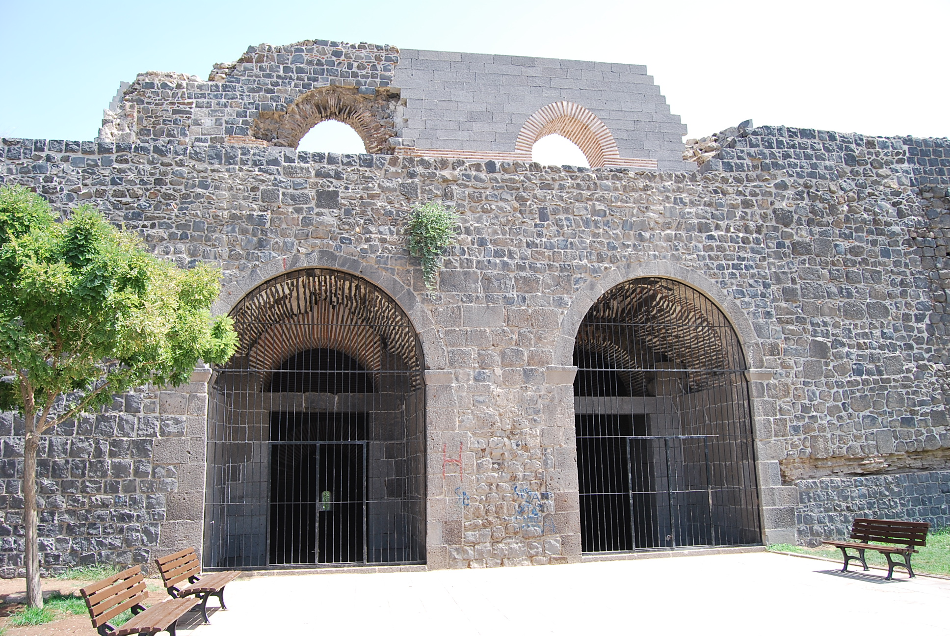 Diyarbakır city walls
