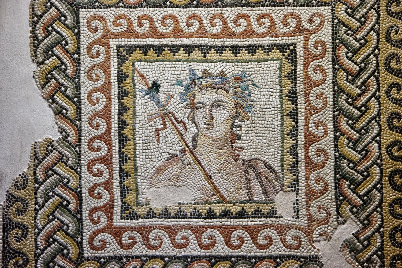 Mosaic in Zeugma Museum in Gaziantep