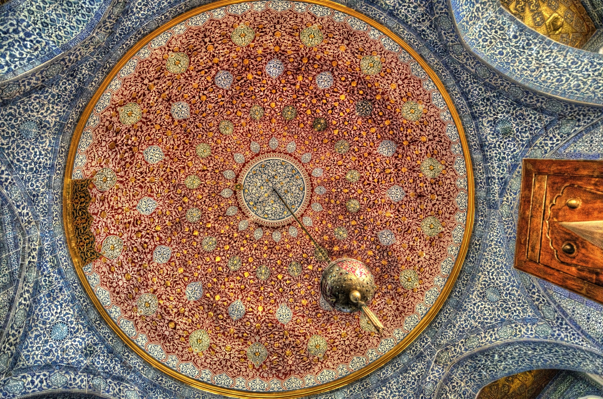 Topkapı Palace in Istanbul