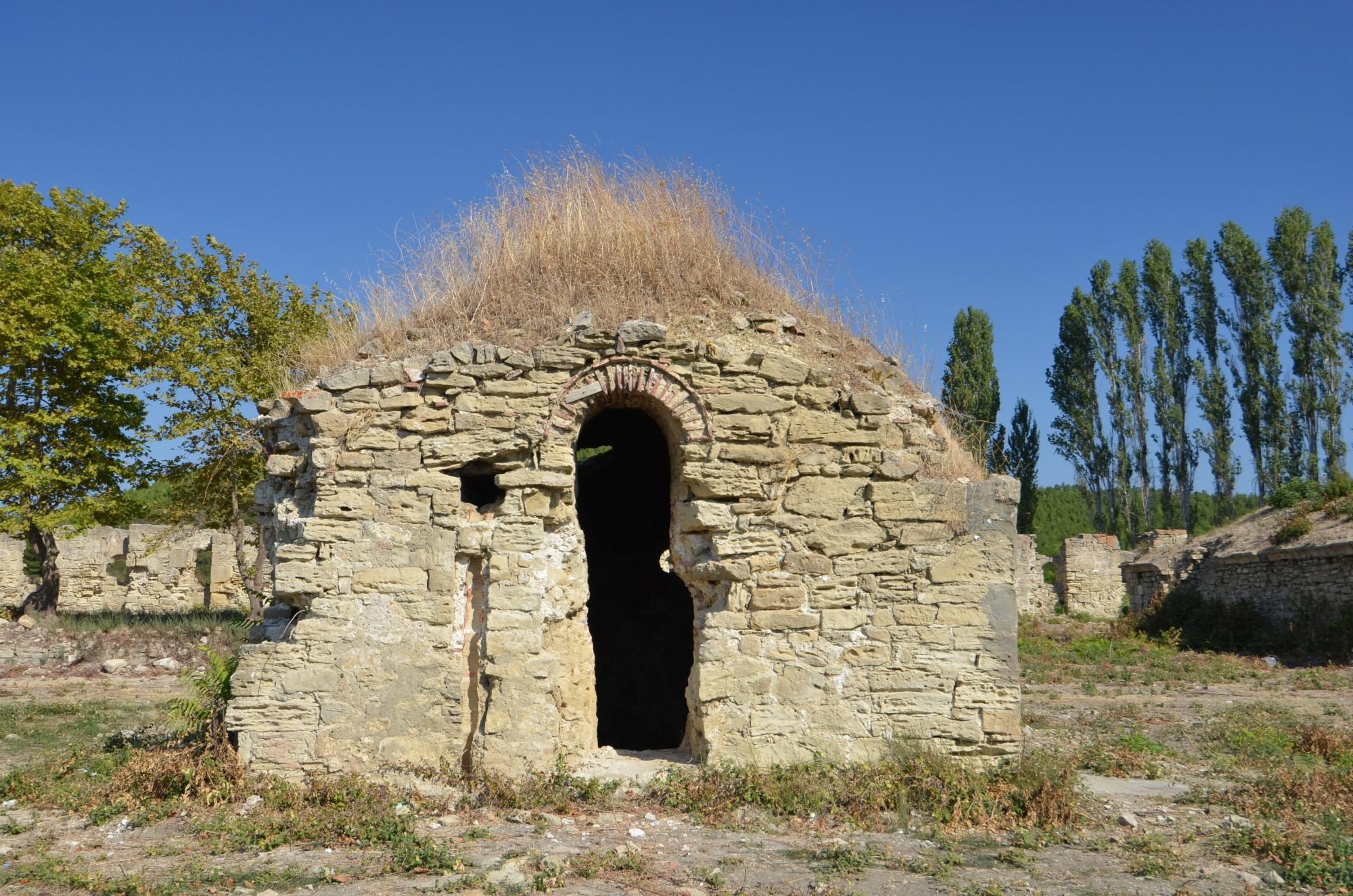 Bigalı Fortress
