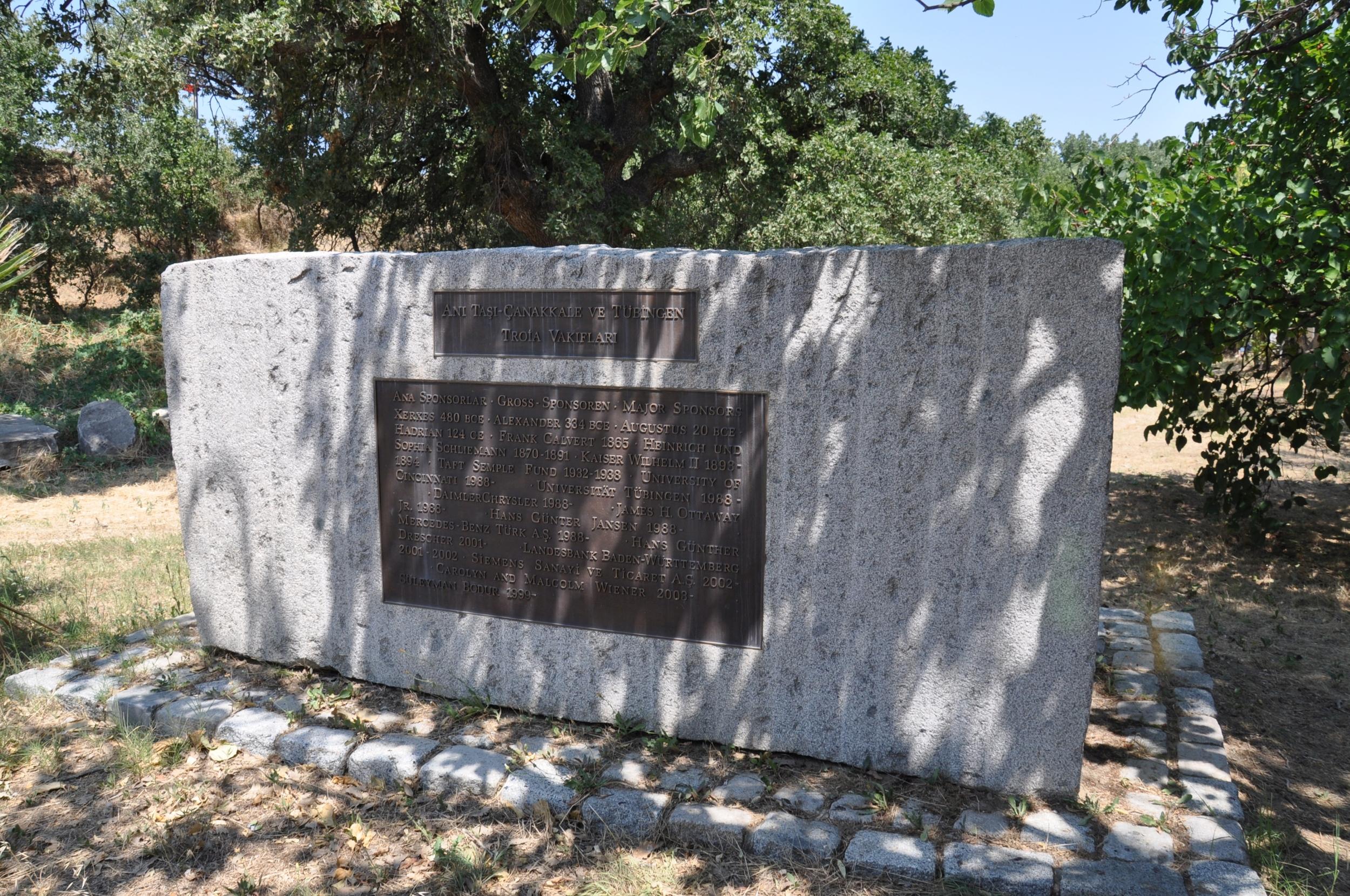 Eternal Stone of Troy