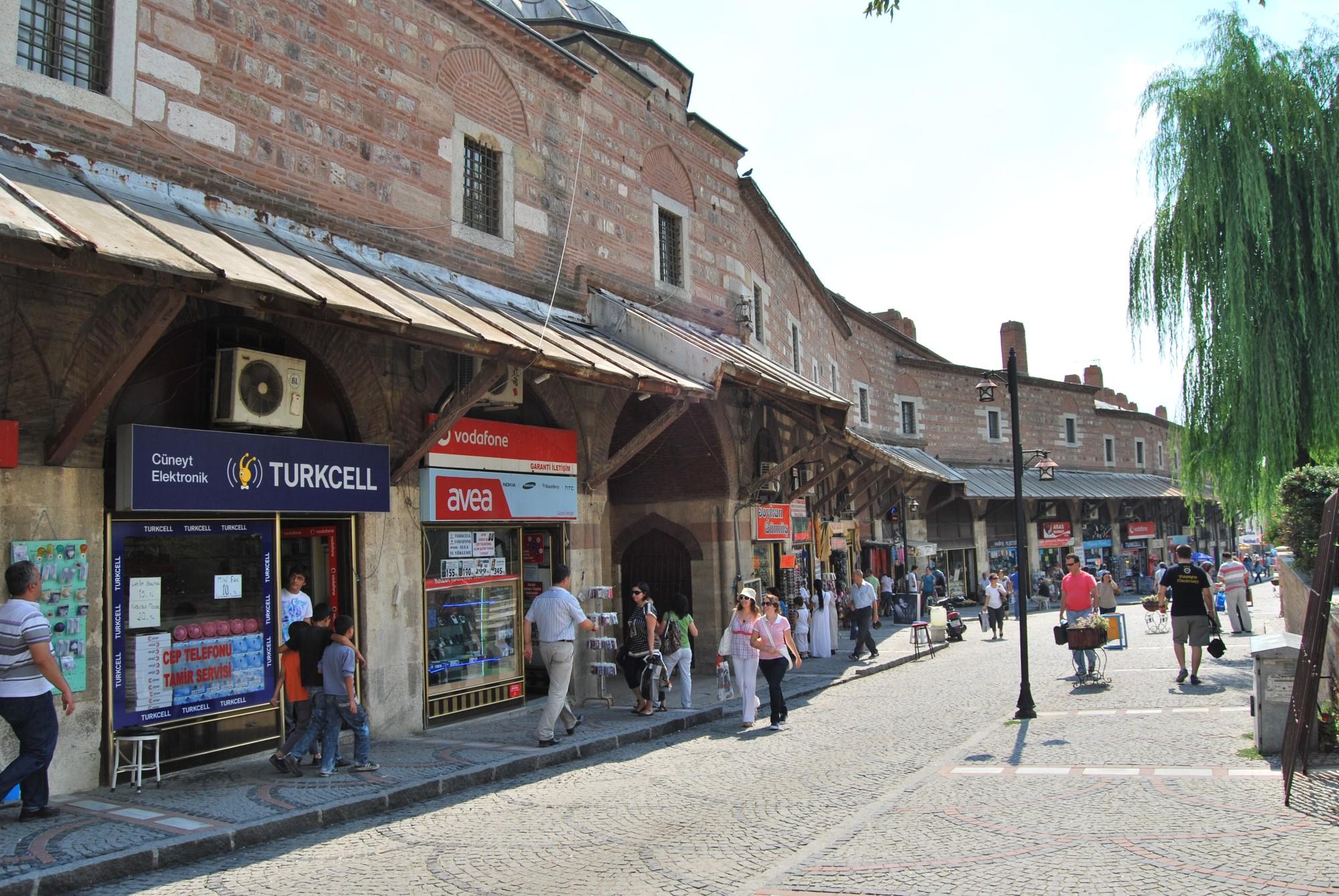 Rüstem Pasha Caravanserai in Edirne