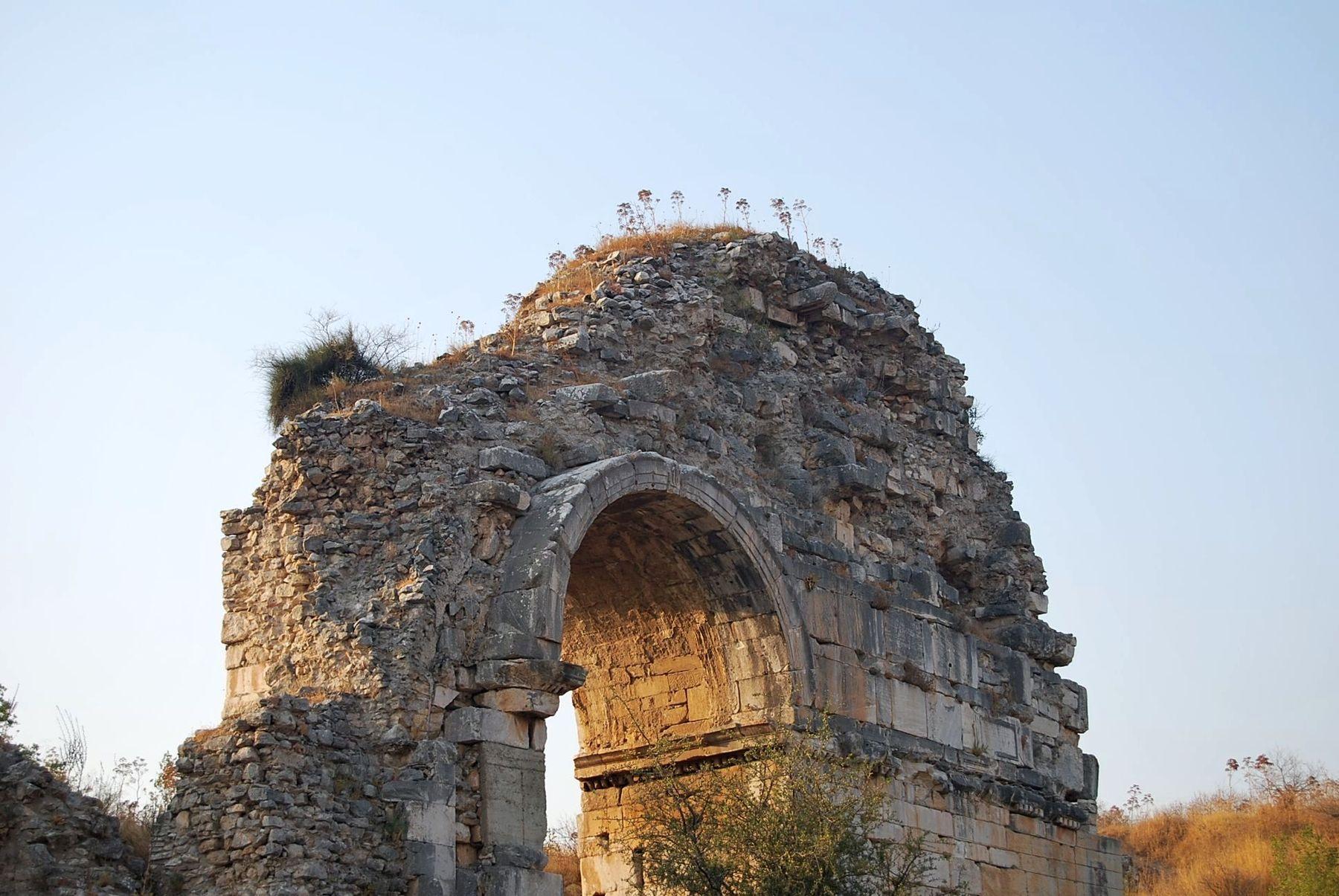Vedius Gymnasium in Ephesus