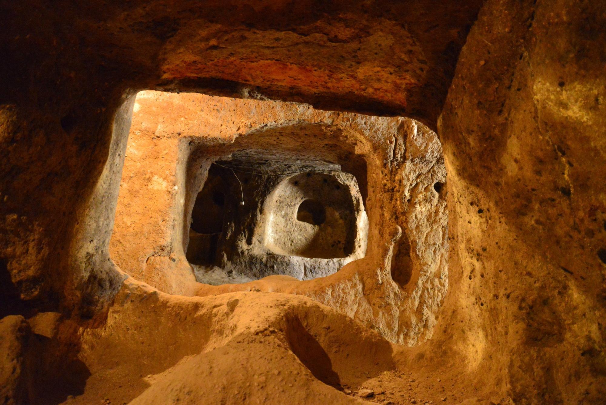 Gaziemir in Cappadocia