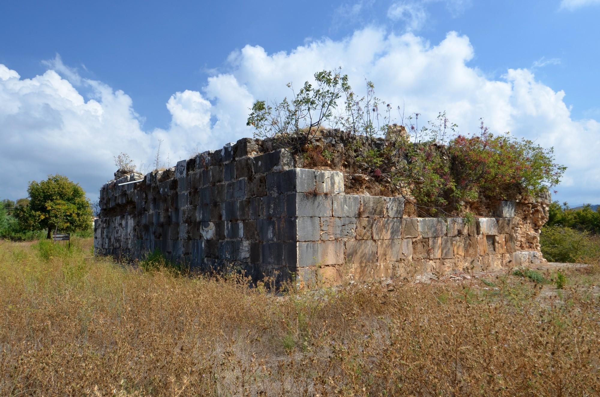 Trajan's Cenotaph