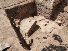 Excavations of the Temple of Apollo in Didim, August 2019