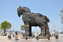 Çanakkale - Trojan Horse