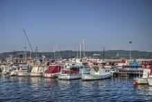Çanakkale - Fishermen Harbour