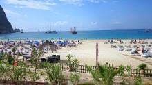 Cleopatra Beach in Alanya
