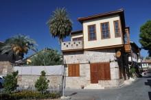 Kaleiçi District of Antalya