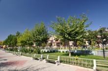 The centre of Avanos