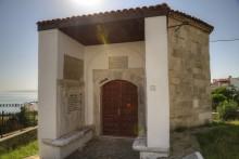 Gelibolu - Sarica Pasha Tomb