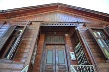 Wooden house in Karaağaç