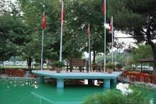 Ahmet Ferahlı Park in Selçuk