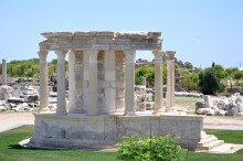 Temple of Tyche in Side