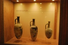 Hittite vases from Hüseyindede - the 16th century BCE
