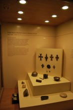 Byzantine finds - the 5th to the 15th century CE