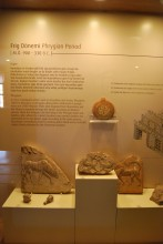 Phrygian finds - the 9th to the 4th century BCE