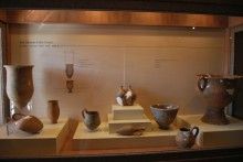 Hittite finds from Şapinuva - the 17th to the 13th century BCE