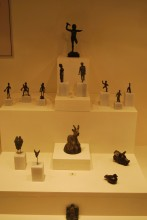 Collection of bronze objects - Archaeological and Ethnographic Museum in Edirne