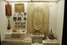 Ethnographic section, Archaeological and Ethnographic Museum in Edirne