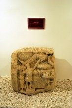 Stele from Enez, Roman period, Archaeological and Ethnographic Museum in Edirne