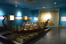 Nautical exposition room