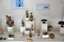 Archaic and classical pottery