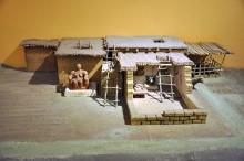 Çatalhöyük miniature