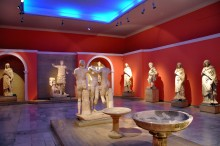 The hall of emperors