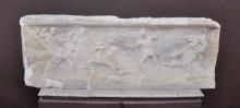 Altar frieze, Troy, the 4th century BCE, Archaeology Museum in Çanakkale