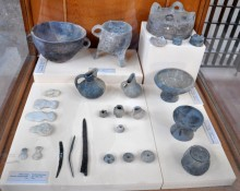 Finds from Troy I (2950-2550 BCE), Archaeology Museum in Çanakkale