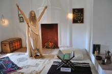 Health Museum in Edirne - Patient's Room