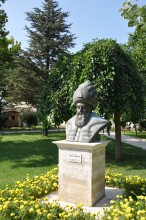 Health Museum in Edirne - Sultan Bayezid II Bust