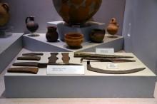 Gözlükule tumulus finds - Tarsus Museum