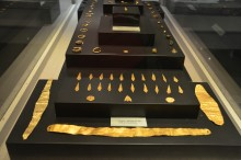 Golden objects from the Roman period - Tarsus Museum