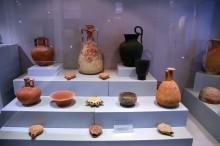 Roman pottery - Tarsus Museum