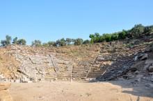The theatre in Stratonikeia