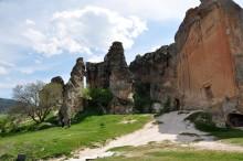Yazılıkaya (Midas Monument) in Phrygian Valley