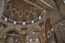 Üç Şerefeli Mosque - interior