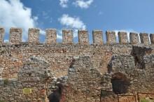 Inner Fortress in Alanya