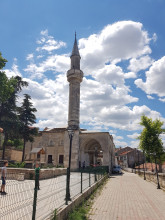 Beylerbeyi Mosque in Edirne