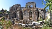 Broken Minaret in Antalya