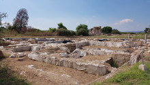 Early Byzantine Residence to the south of the Church of the Virgin Mary in Ephesus