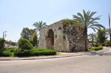 Cleopatra's Gate in Tarsus