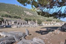 Commercial Agora in Ephesus