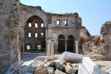 Enez Castle - Hagia Sophia Basilica