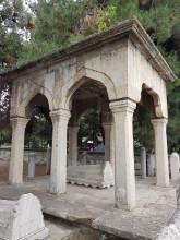 Fatma Sultan Cemetery in Edirne - the Mausoleum of Fatma Sultan