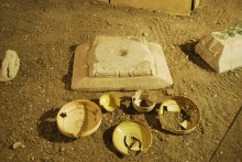 Finds from Hadrianopolis in the Archaeological and Ethnographic Museum in Edirne